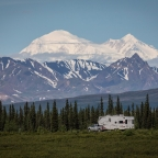 Exploring the Last Frontier –               Alaska By Land