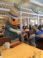 Walt Disney World Dining Experiences – Cape May Café, Le Cellier, Yachtsman Steakhouse – and the Flower and Garden Festival :-)