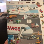 Swiss Air – Awesome airline for kids and families!